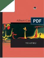 Albert Camus - Teatru