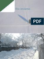 Un Frio Invierno…