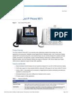Cisco Phone 9971