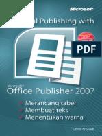 PCM 01-2009 Buku Publisher 2007