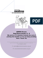493 Pupil Book ABRSM Grades 6 to 8