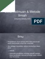 ETIKA ILMU & METODE ILMIAH.ppt