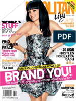 Cosmopolitan - August 2014 ZA