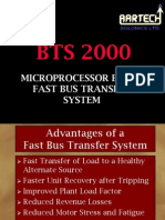 BTS 2000 Bus Transfer System