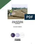 Survey and GIS Manual
