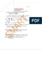 Notes and Important Points on Heat and Thermodynamics - Physics - IIT-JEE - Simplylearnt