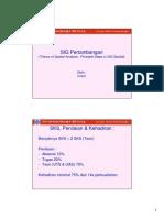 p8 Sig Pertambangan Principle Steps in Gis Spatial