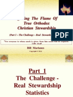 Igniting the Flame of True Orthodox Christian Stewardship Church Statistics 2014