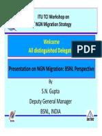 India Presentation ngn