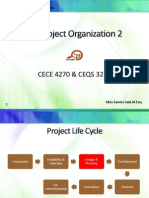 3-Project Organisation 2