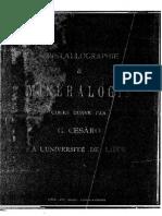Césaro 1891