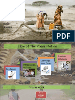 Water pollution and related cases