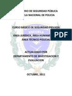 Manual de Seg. Priv. Actualizado ENERO 2013