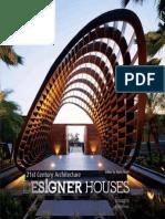 21st Century Architecture Designer Houses