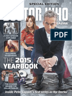 Doctor Who Magazine Special 39 - The 2015 Yearbook