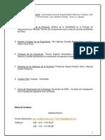 Ramoni Et Al., 2008. Análisis de La Variabilidad en El Proceso de Mejoramiento Por Rociado Térmico de Componentes Para Líneas de Llenado de Botellas de Vidrio