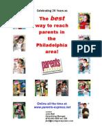 2010 Parents Express Media Kit