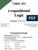 PropositionalLogic(1)