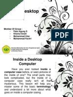 Computer Basics- Inside a Desktop Computer