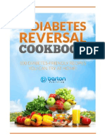 The Diabetes Reversal Cookbook