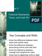 Chapter 2 of Fundamentals of Corporate Finance