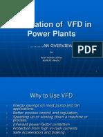 Best presentation on VFD