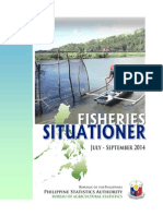 Fishery Situationer Jan-September 2014