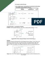 Notes 3 Translational Mechanical System Transfer Function