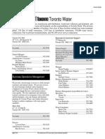Toronto Water
