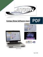 Compu Show Software User Manual v1