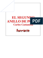 El segundo anillo de poder - Carlos Castañeda