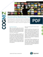 Accelerating Multiscreen Video Delivery