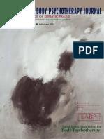 International Body Psychotherapy Journal Issue 2