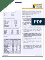 Geojit BNP Paribas_ Q310 Result Update_KBSL
