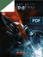 Reglamento Infinity N3 Español