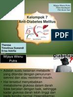 Anti Diabetes Melitus