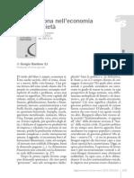 Giorgio Nardone Rec. La Vita Buona Nell'Economia e Nella Società