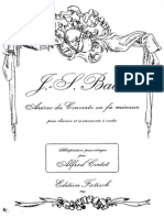 14517517 Bach Arioso for Piano Solo Bwv 156