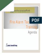 PNU Fire Alarm System Training