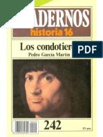 Historia 16 (1985) - Ch242 - Los Condotieros