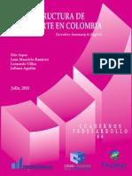 Infraestructura de Transporte en Colombia Cuaderno 46 WEB