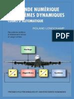 Commande numerique des systemes dynamiques