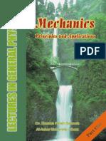General Physics 1 Mechanics Hazeem Sake Ek