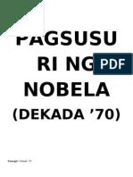 DEKADA '70 PAGSUSURI