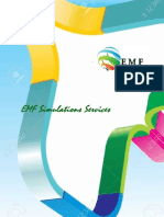 EMF Simulations Services