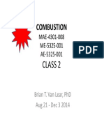 Combustion Class 2