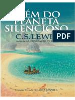 Alem Do Planeta Silencioso -  C. S. Lewis