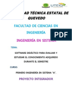 Software Didactico Pis