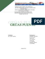Grúas Puente 1