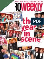 Metro Weekly - 12-25-14 - Year in SCENE